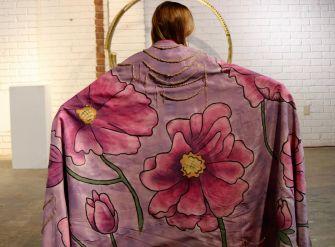 flower cape 1